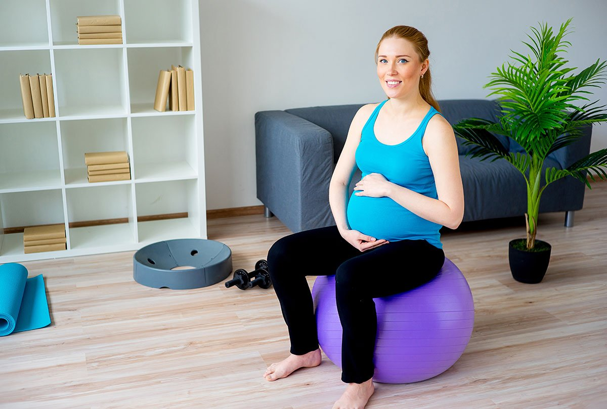 pre natal exercise
