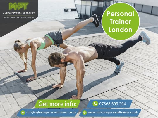 Choose A Personal Trainer In London For Nutritional Support & Advice